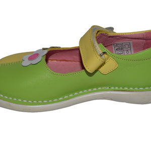 Faro Shoes - NWT Faro - Girls Leather MaryJanes Shoes